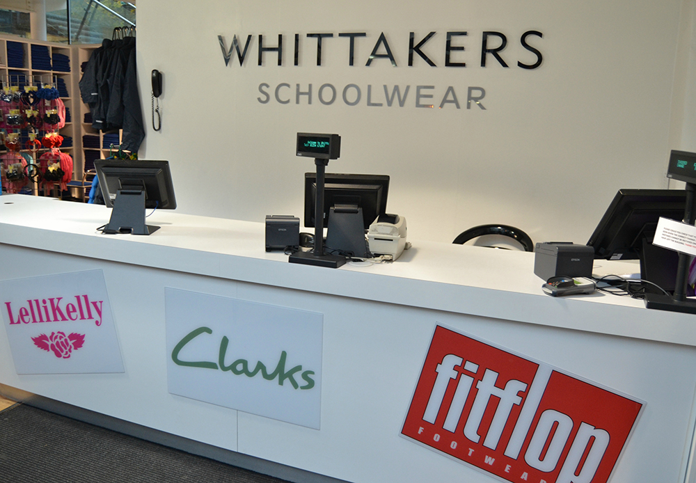 About Whittakers Schoolwear Uniforms