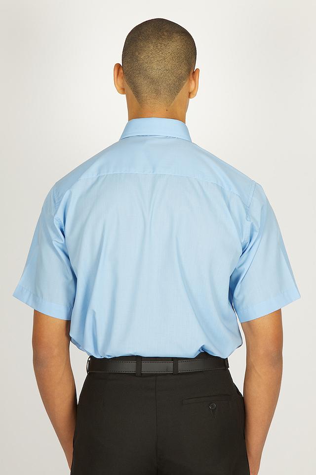 2 pack short sleeve shirt whittakers school wear for Short sleeve school shirts
