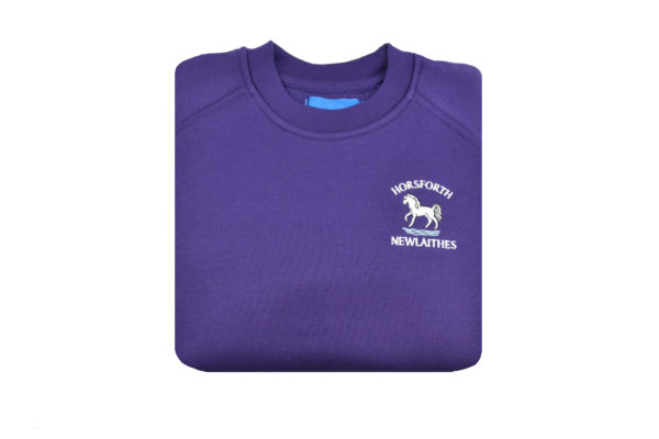 Horseforth Newlaithes Purple Sweat