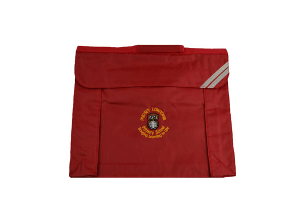 Pudsey Lowtown Bag Red