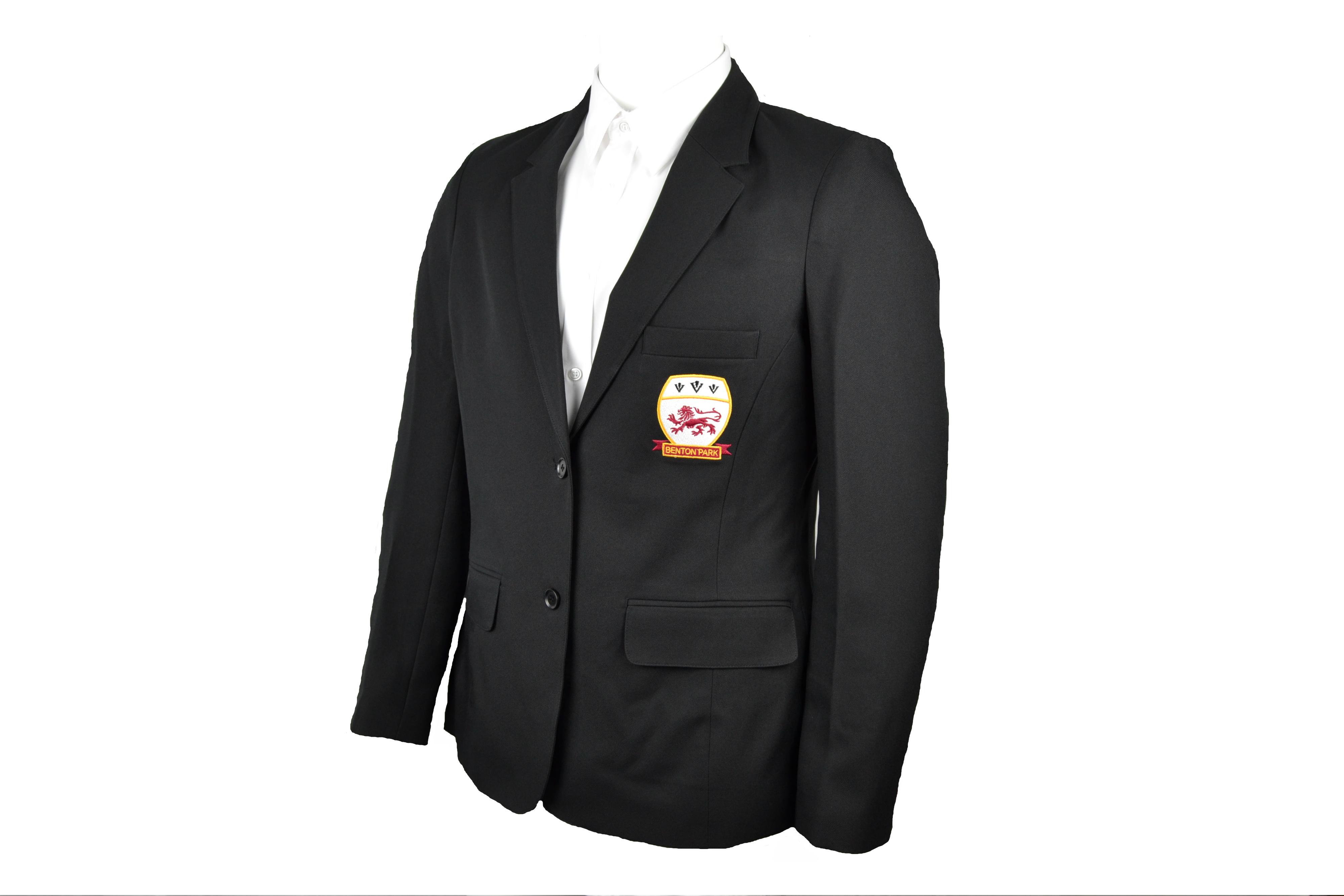 4b0a822e3 Benton Park Girls Blazer - Whittakers School Wear