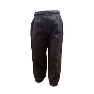black jog pants