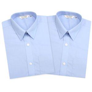 boys white blu twin