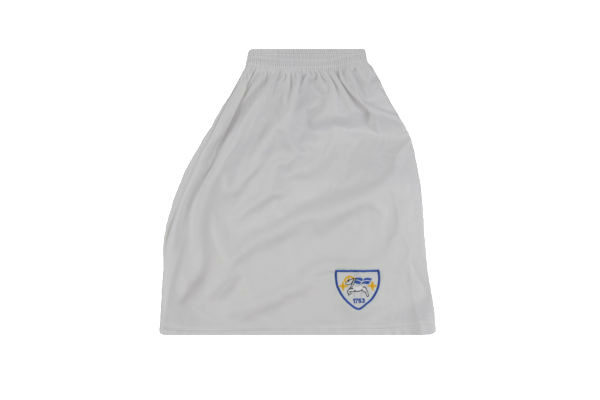 best shoes huge selection of big discount Fulneck Boys White P.E Shorts