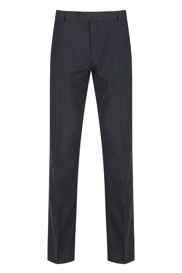 trutex grey senior trouser
