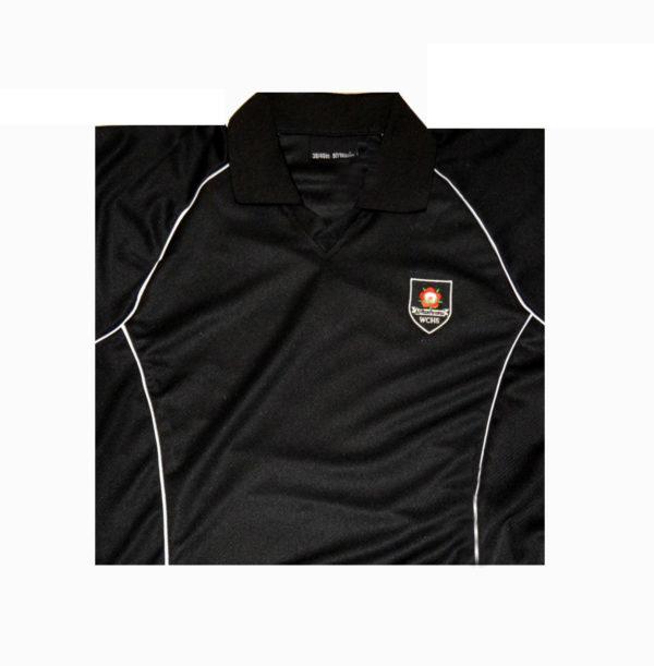 West Craven PE long sleeve Polo shirt
