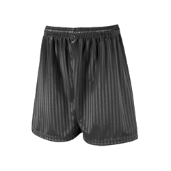 blk shadow stripe shorts