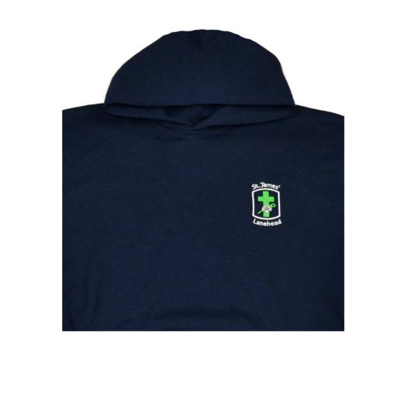 St James Lanehead hoodie